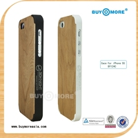 "2014 factory supply engraving on wood case for iphone 5s and for iphone 5"" accessories"