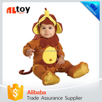 Cute Little Monkey Baby Halloween Costume