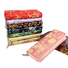 Unique Clutch Purse Custom Embroidered Wallets