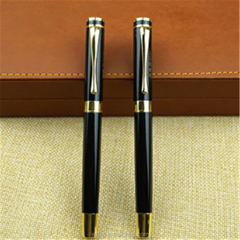 2017 New Haute Gift Rose metal Luxury Fountain Pen With Rhinestone Free Fountain Pen Sample