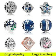 Starland Free Collocation High quality Fit Pandoras Charms Bracelet Silver 925 Imitation Bracelet Jewelry Bracelet DIY Beads
