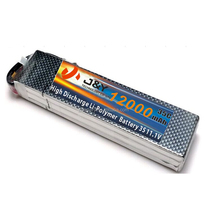 high rate lithium polymer 12000mAh 3S 11.1V 35C RC quacopter lipo battery