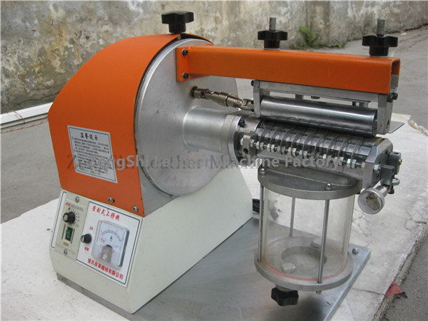 Cheapest unique book cover spine hot gluing machine