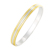 xuping special offer 6mm classical design economical multicolor women bangle, elegant lady african costume bangles