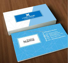 Design Printed Paper Name Card , Business Card Printing