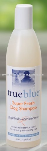 True Blue Pets - Super Fresh Dog Shampoo