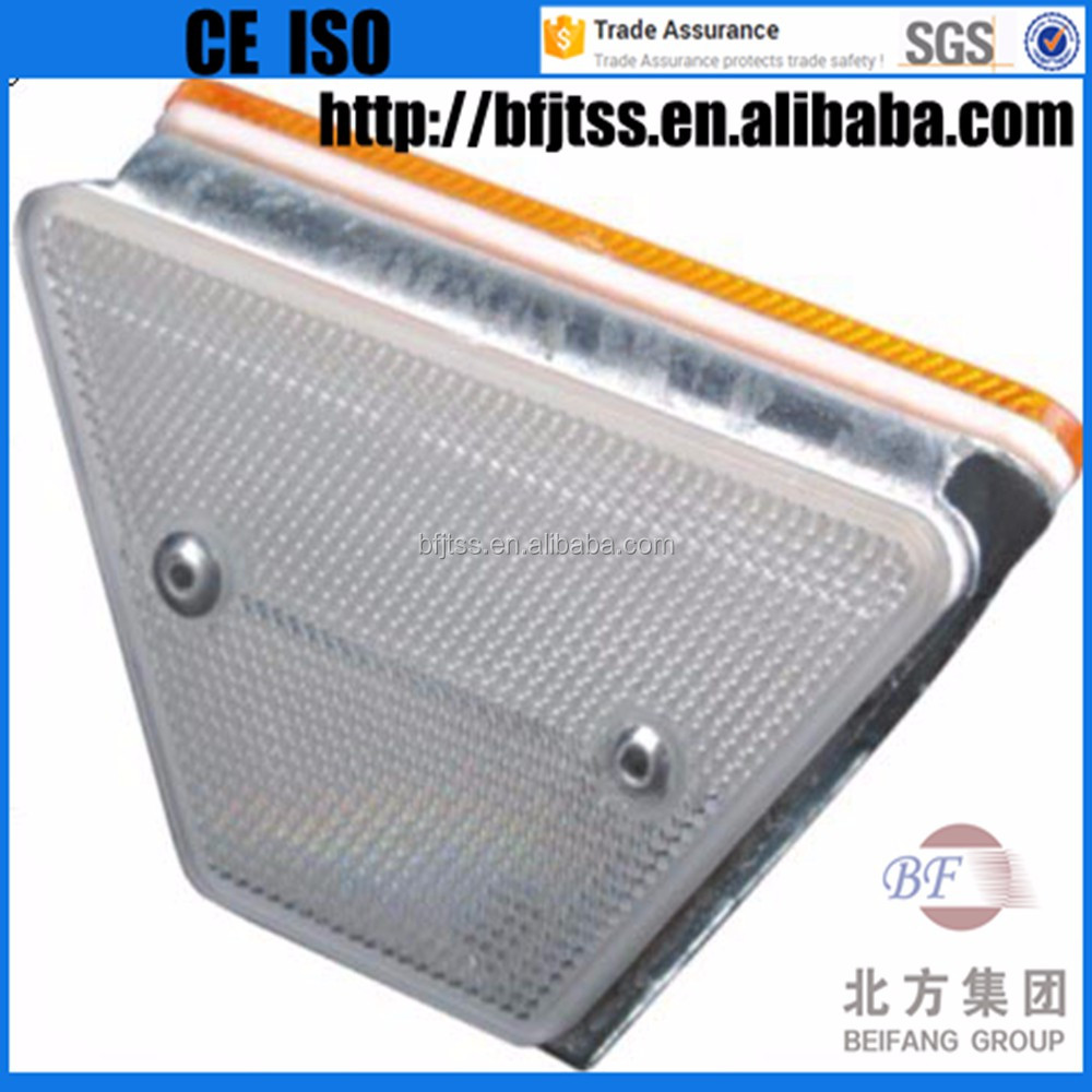 trade assurance manufactory safety product highway delineator guardrail reflector ce