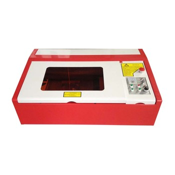 Mini co2 40w laser engraving and cutting machine