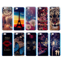 IMD Blue Light TPU Soft Cell Phone Case For iPhone 5c