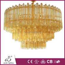 modern style hotel project chandeliers/crystal chandelier/crystal ceiling lamps with CE,UL listed