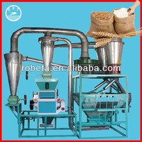 2014 Hot-selling Full Automatic 60T/D corn/maize flour/grits Mill