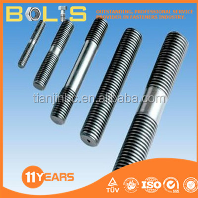 china made Carbon steel double ended studs good quality