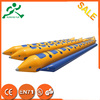 Durable and cheap PVC inflatable flying fish banana boat