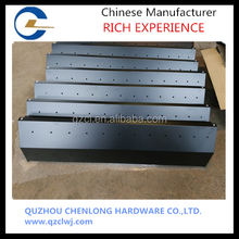 Stamping manufacturer sheet metal cutting and bending