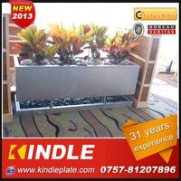 Kindle 2013 New polychrome frog flower pots wholesale with 31 years experience