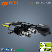 ATL New Arrival High Quality Wholesale Price H4 Led Headlight Bulb Lumileds