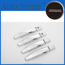 Factory price car parts abs chrome door handle cover - for Holden Captiva