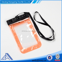 waterproof pouch 5.5inch mobile phone bag case skin for iphone6 plus for samsung