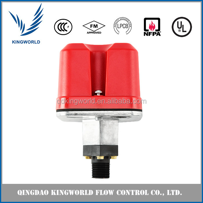 China Good Price System Sensor Supervisory Pressure Switches UL FM