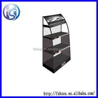 Black color sundry goods display rack HS-ZS003