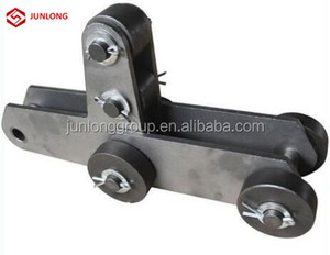 Paper Roll Conveyor Chain Utilized in Paper-Making Industry for Paper Roll Conveying Applications