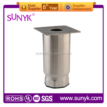 Commercial kitchen equipments stainless steel adjustable height leg