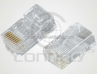2015 good quality male / female rj45 connector
