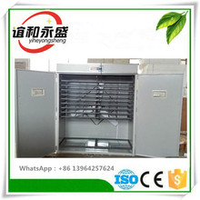 High Capacity 5280 small chicken egg incubator hatching price , incubators for hatching eggs