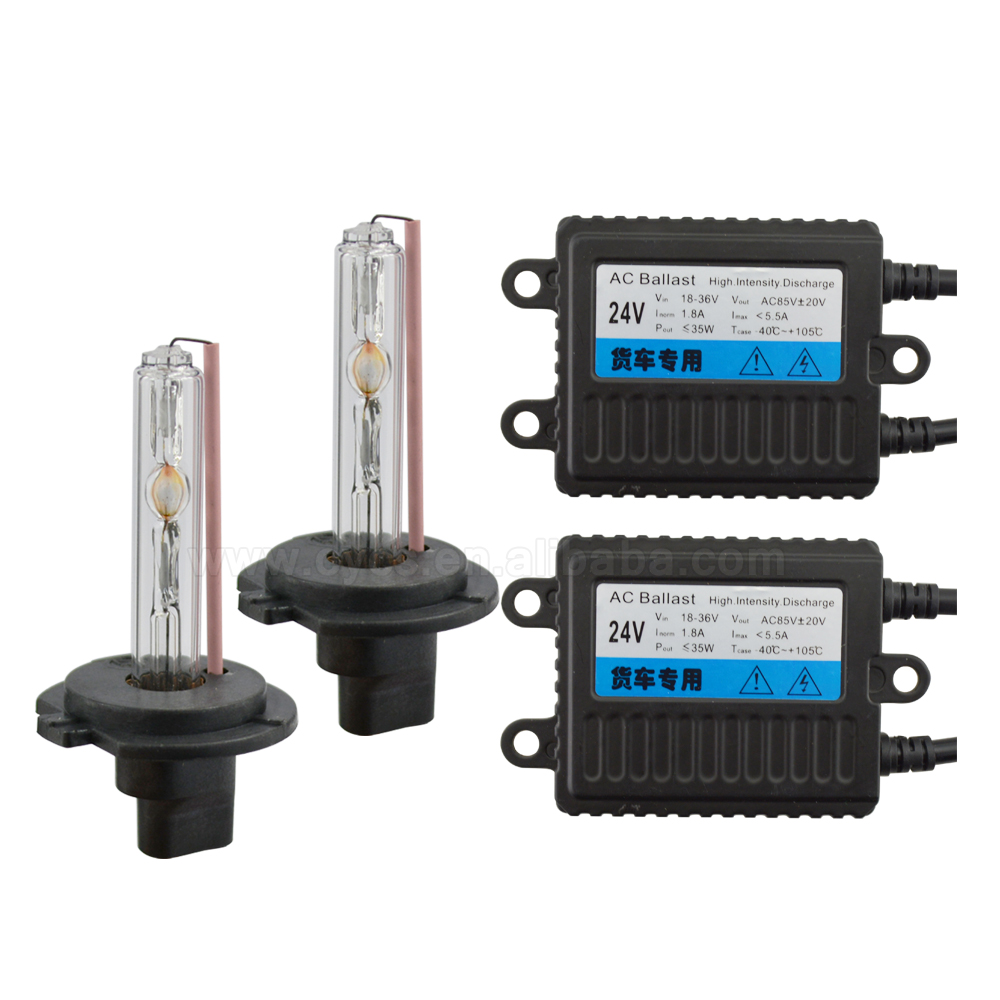 4300k 6000k 8000k 10000k 12000k 35W auto <strong>hid</strong> 24v xenon h7 light <strong>kit</strong>