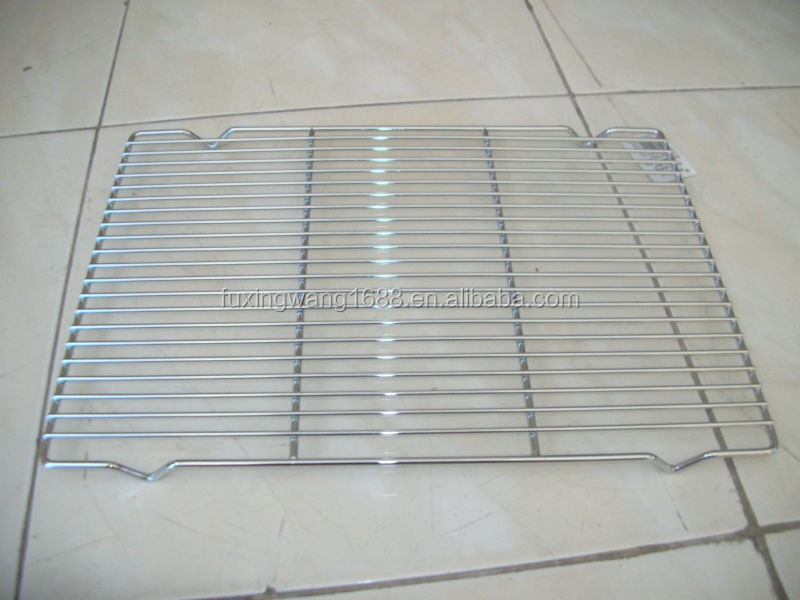 metal wire mesh bread cooling rack