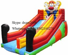 2017 Commercial Inflatable Slides For Sale/ good quality inflatabel slide with factory price