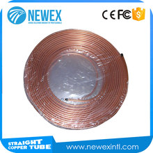 NEWEX High Quality Seamless Pancake Copper Tube Coil With Competitive Prices