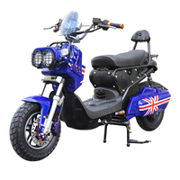 60V Best Sale High Quality Electric Motorcycle