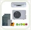 Good quality Pure Solar Energy A/C 2600W Mini 48V DC Air Conditioner with Solar Panels