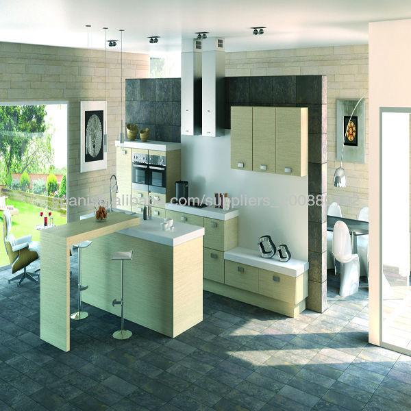 Buen diseño para muebles de cocina con precio razonable ...