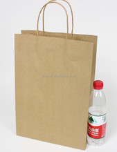 custom cheap wholesale new products washable kraft paper bag