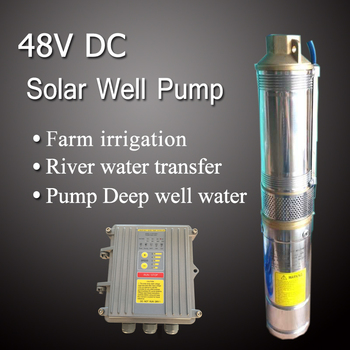 48v solar pump solar system for irrigation pumps