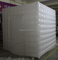 Decoration!!!Wedding/event/party/inflatable photo booth/for advertising/exhibition/promotional/trade/indoor/outdoor/lawn-W1090