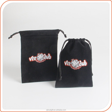 Custom cotton packaging string bag Draw string bag