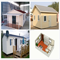Cheap Well Design Prefab House/Mobile House/Prefab Homes