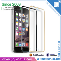 Factory support High quality High clear tempered glass screen protector for iphone 6