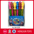 Cartoon bubble stick 135ml (bear infested) (24pcs) toy for outdoor play