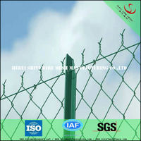 Safety playground fence netting/Chain link fence (Manufactuer & Exporter)