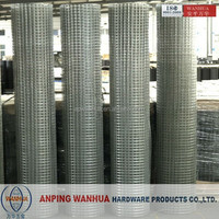 best offer of galvanized welded wire mesh sizes (anping factory)
