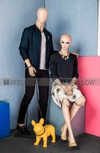 fashion full body movable joints mannequin moving mannequin