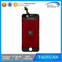 Competitive and factory price display and touch screen digitize for iphon,LCD screen for iphone 5s dispaly with original quality