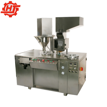 JTJ-3 Fully Automatic Gelatin Capsule Filling Machine For Powder Granule