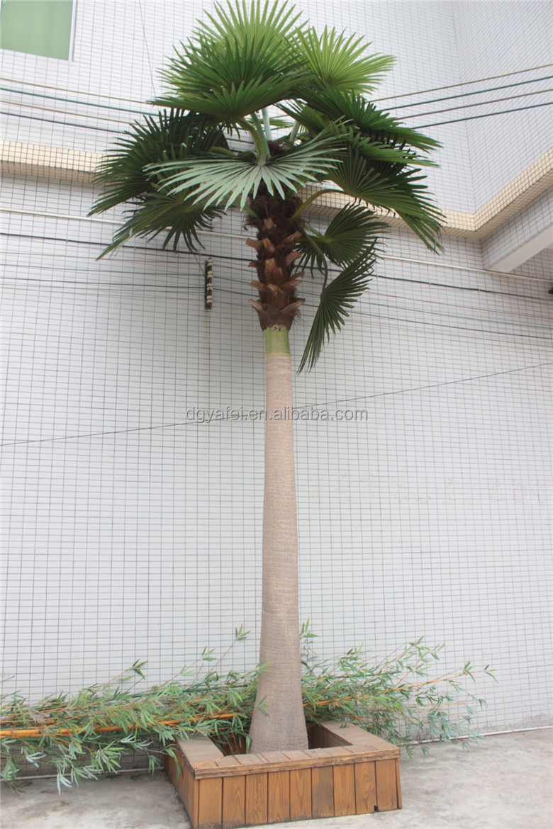 2015 china supplier artificial coconut trees hot sale fake for Cheap trees
