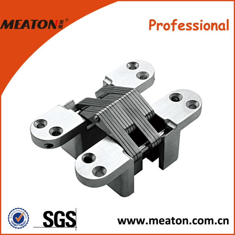 Heavy duty folding table hinges/ concealed hinge