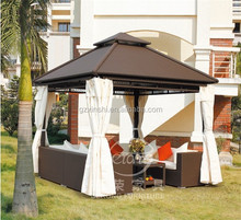 new product home patio garden Outdoor furniture luxury gazebo parts